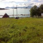 Bilder fra Grøtavær brygge og båthavna
